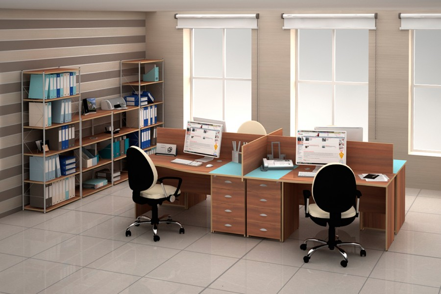 ТЕМА М - офисная мебель