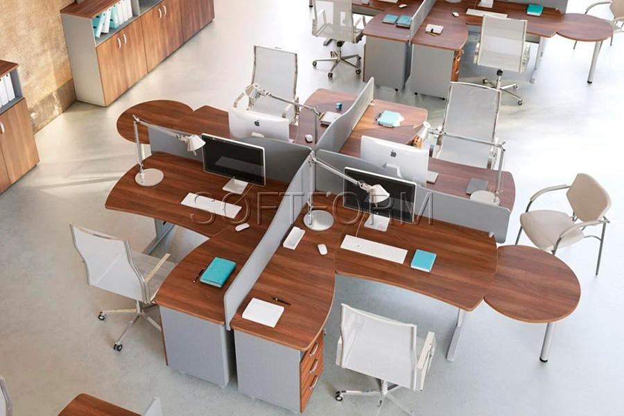 БЕРЛИН - офисная мебель
