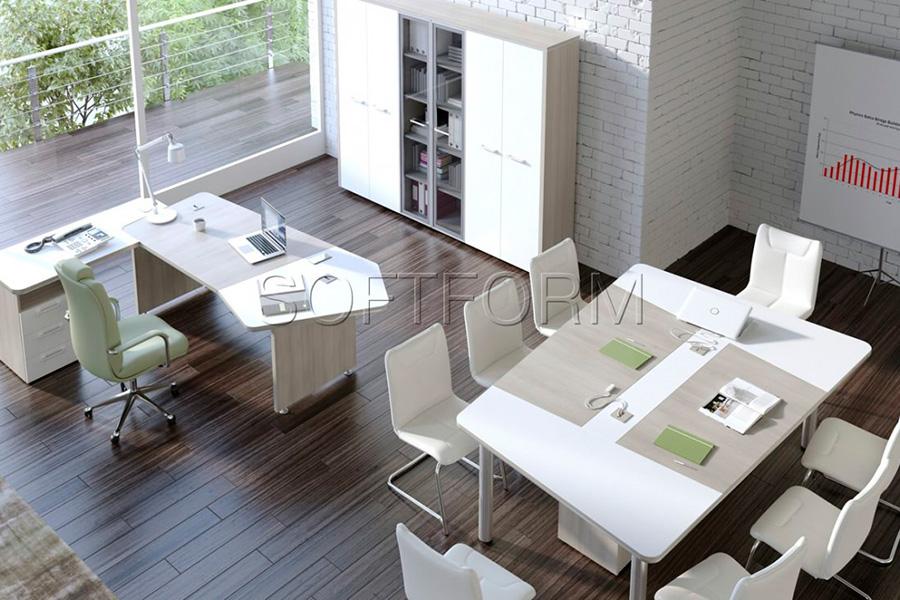 СМАРТЕКС - серия офисной мебели