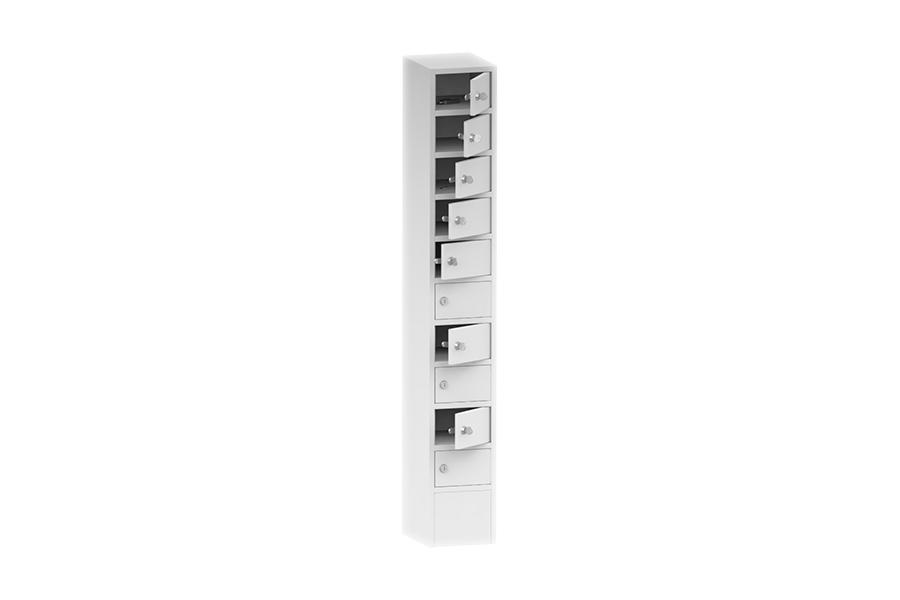 Шкаф бухгалтерский (для документов) МШ 10