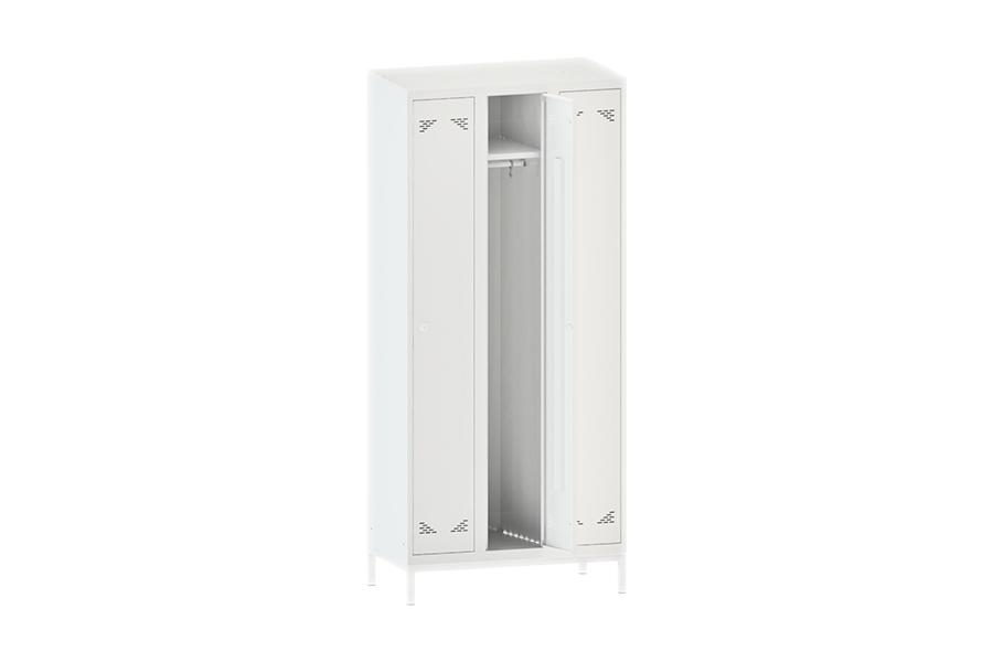 Шкаф одежный (гардеробный) трехстворчатый ШО 3Н