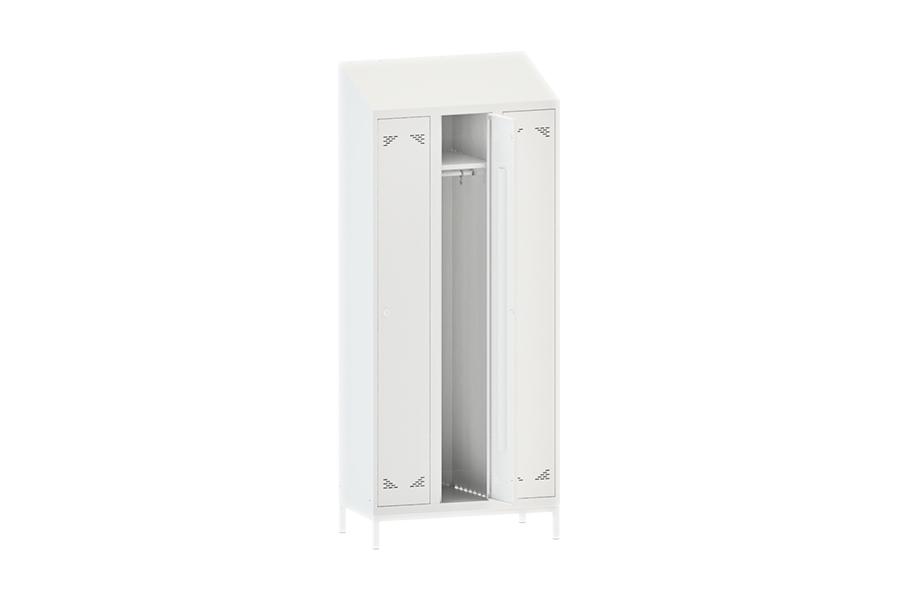 Шкаф одежный (гардеробный) трехстворчатый ШО 3ННК