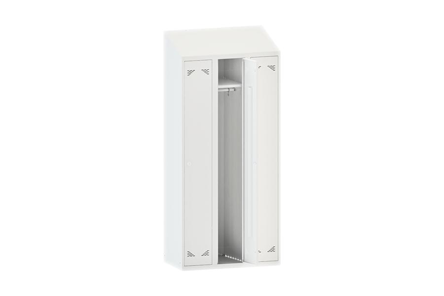 Шкаф одежный (гардеробный) трехстворчатый ШО 3НК