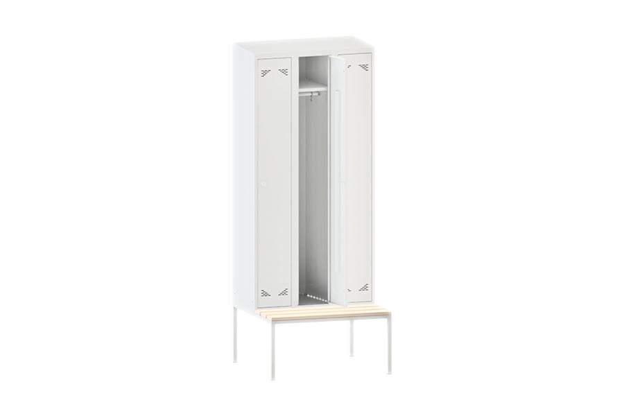 Шкаф одежный (гардеробный) трехстворчатый ШО 3ПС