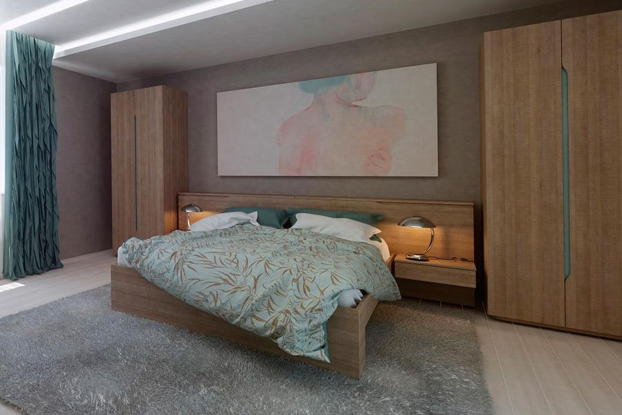 ФОРЕСТА - мебель для спальни