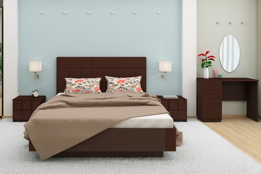 ШОКОЛАД - мебель для спальни