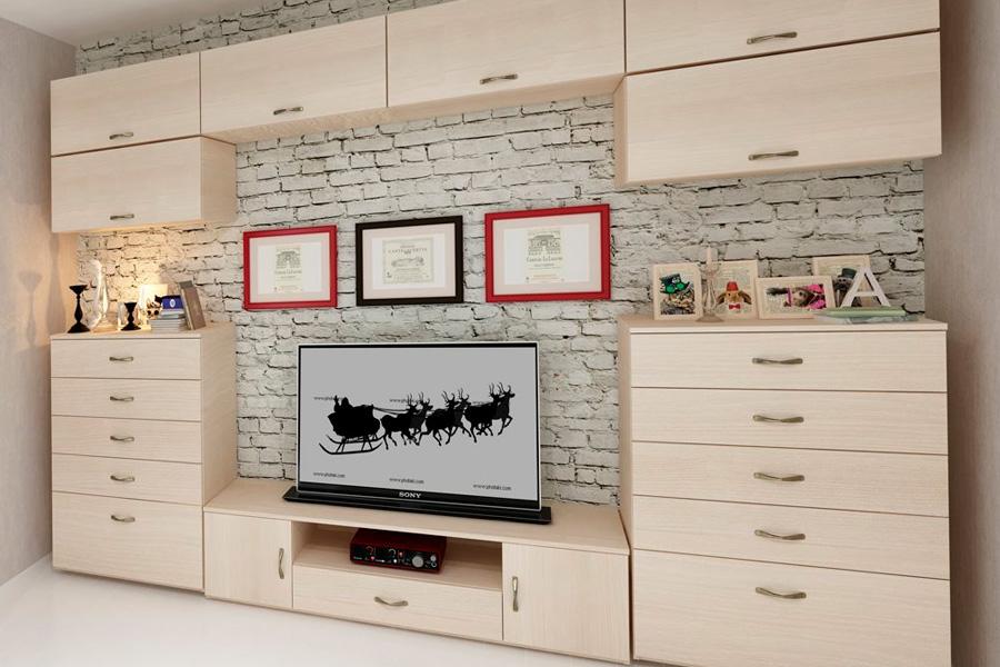 СЛИМ ПРАКТИК - гостиная мебель