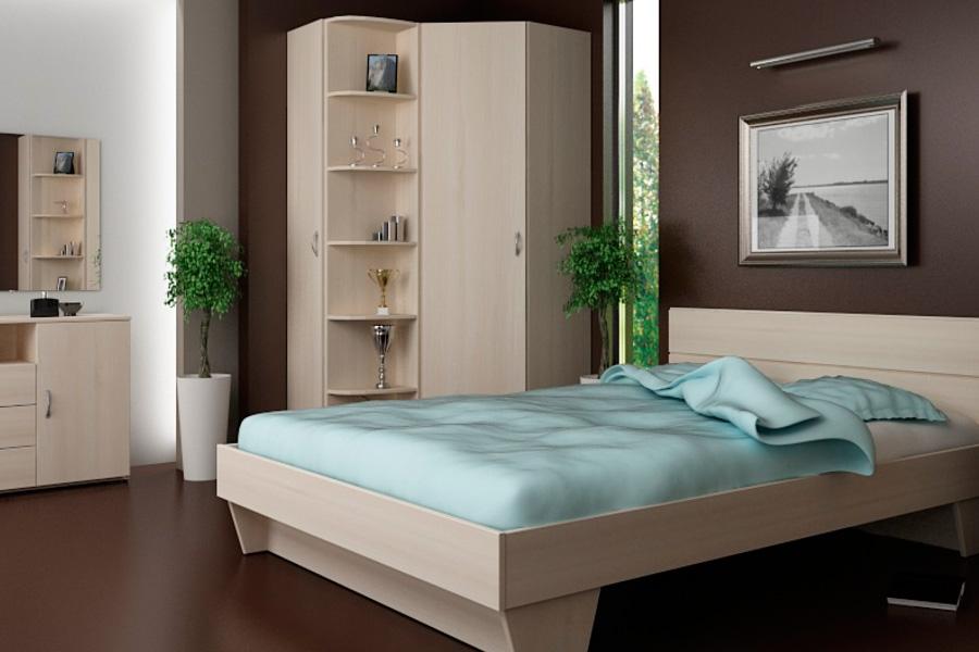 СЛИМ ПРАКТИК - спальная мебель