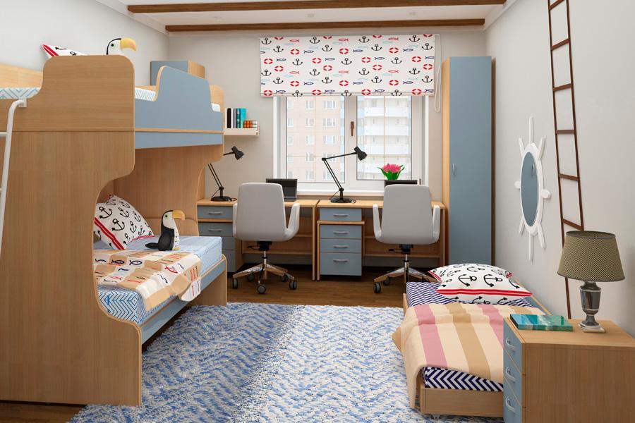СЛИМПИ - детская мебель