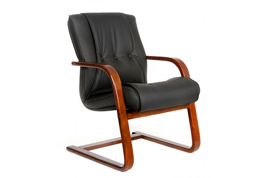 Компьютерное кресло CHAIRMAN 653 V КОЖА