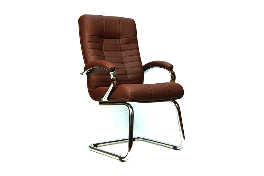 Компьютерное кресло EVERPROF ATLANT CF (ЭКОКОЖА/ТКАНЬ)