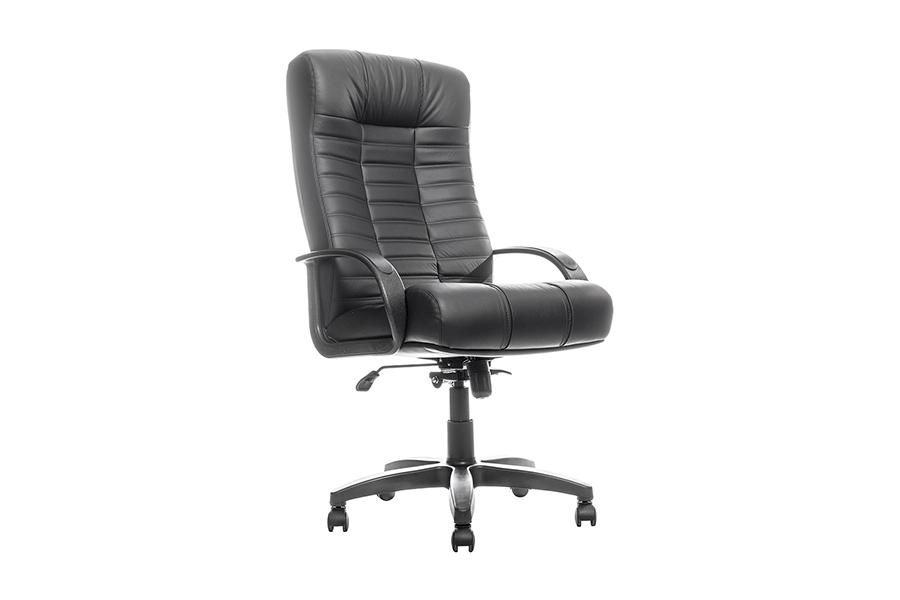 Компьютерное кресло EVERPROF ATLANT PL (ЭКОКОЖА/ТКАНЬ)