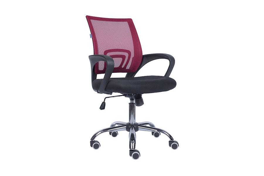 Компьютерное кресло EVERPROF EP-696 CHROME (СЕТКА/ТКАНЬ)