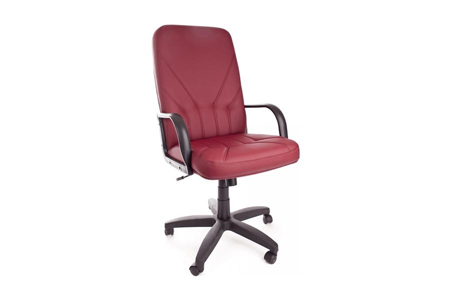 Компьютерное кресло EVERPROF KOMO B PL (ЭКОКОЖА/ТКАНЬ)