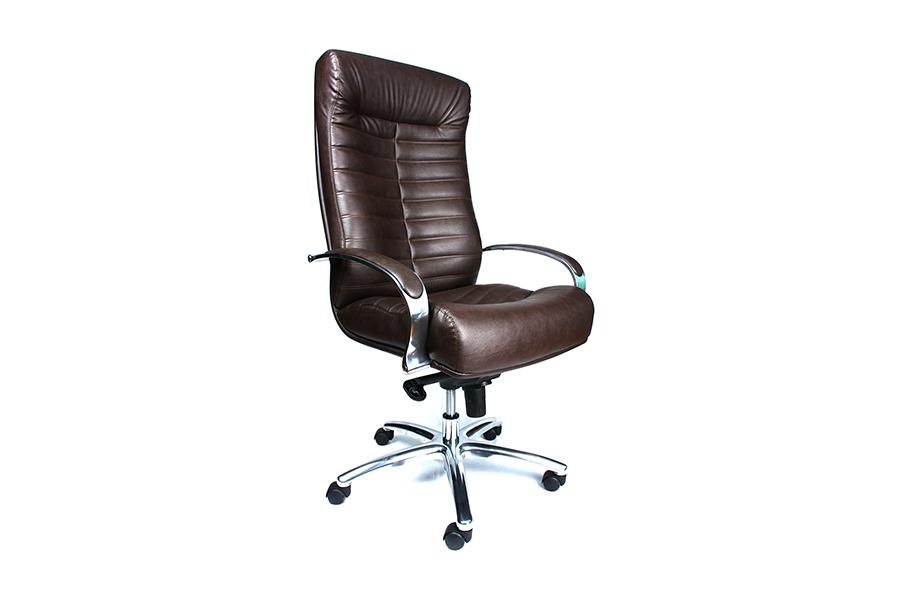 Компьютерное кресло EVERPROF ORION AL PU (ЭКОКОЖА/ТКАНЬ)