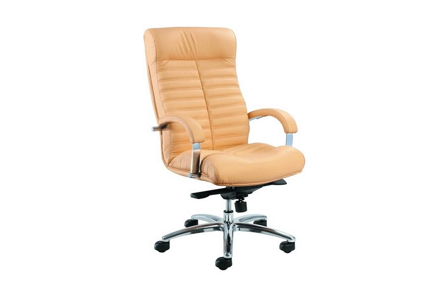 Компьютерное кресло EVERPROF ORION CHROME (КОЖА)
