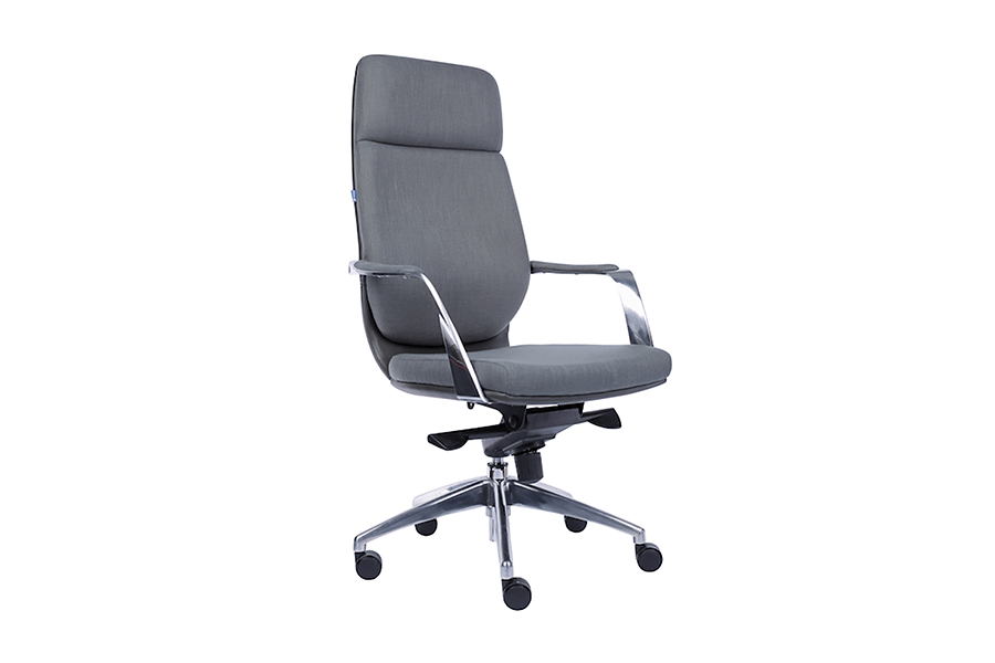 Компьютерное кресло EVERPROF PARIS (ЭКОКОЖА/ТКАНЬ)