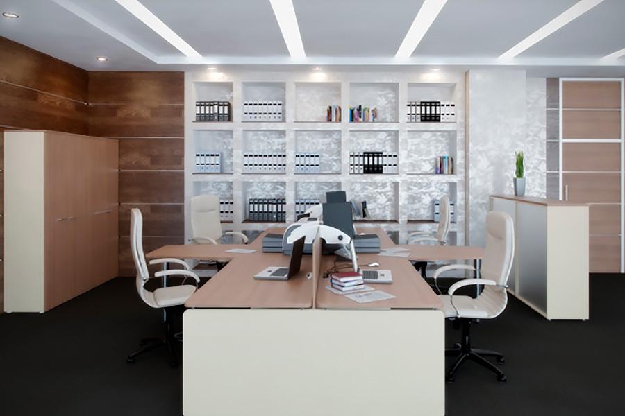 АККОРД - мебель для сотрудников