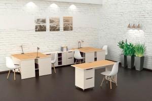 MOBILE - серия офисной мебели