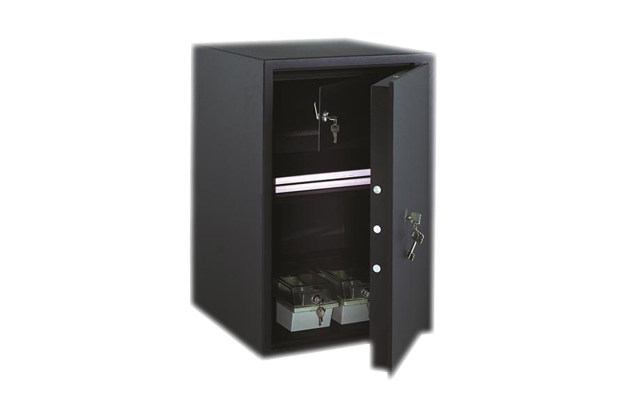Мебельный взломостойкий сейф НТ 61К