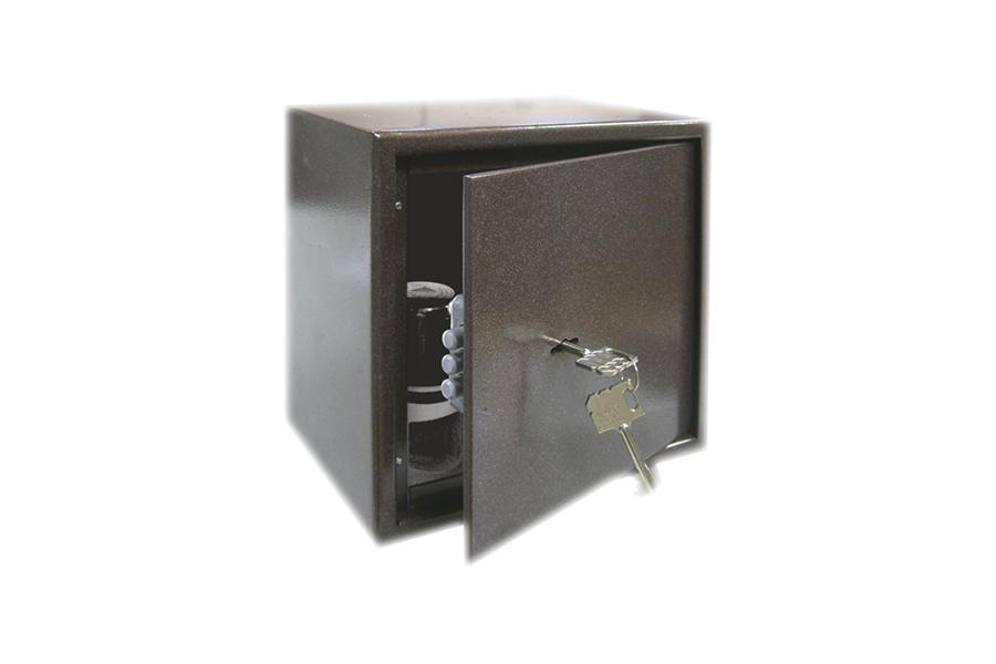 Мебельный взломостойкий сейф МС 23