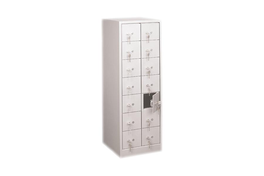 Депозитный модульный банковский сейф МД14