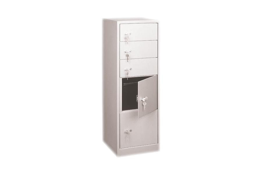 Депозитный модульный банковский сейф МД5