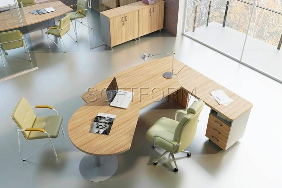 БЕРЛИН ДИРЕКТОР - мебель в офис