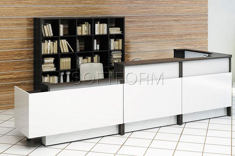 ЕВРОПА РЕСЕПШН - коллекция мебели для приемных