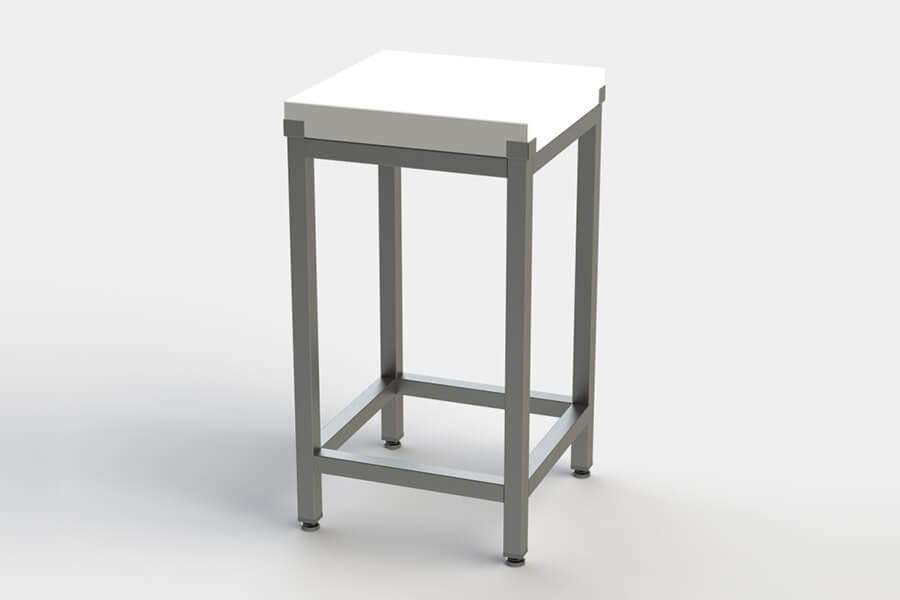 Стол-колода для разделки мяса