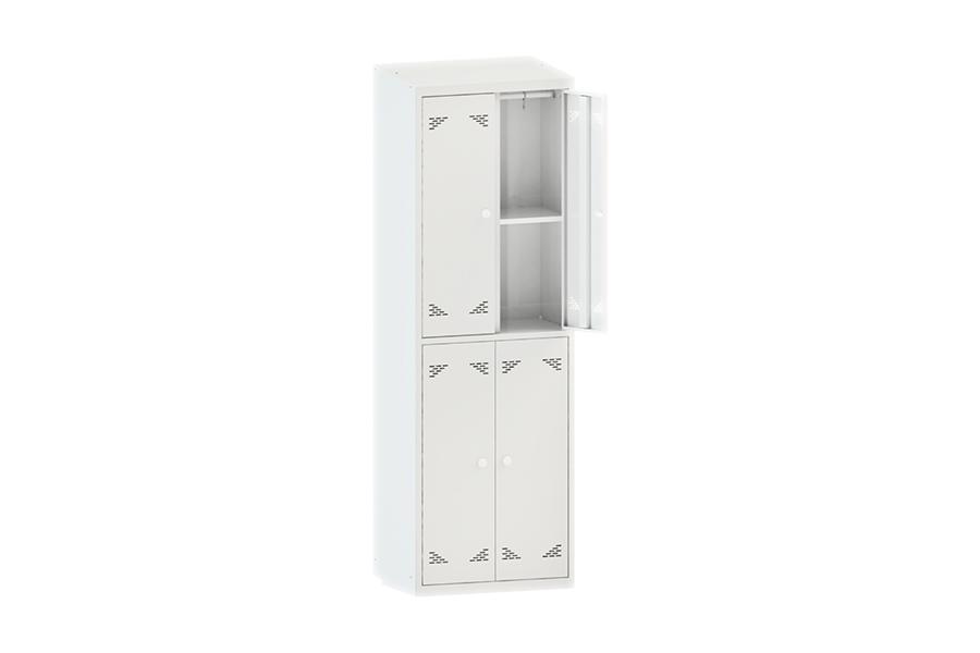 Шкаф одежный (гардеробный) четырехстворчатый ШО 4