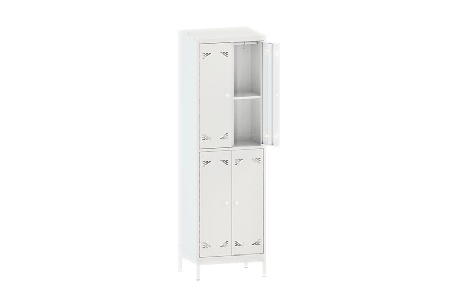 Шкаф одежный (гардеробный) четырехстворчатый ШО 4Н